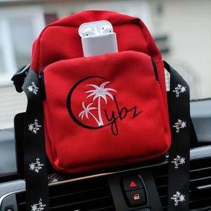 Vybz Apparel Shoulder Strap Bag *Price is Firm*